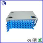 48 Port Rack Mount Coring Fiber Optic Distribution Frame