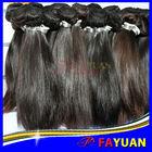 Cheap remy human hair weaving Peruvian straight hair