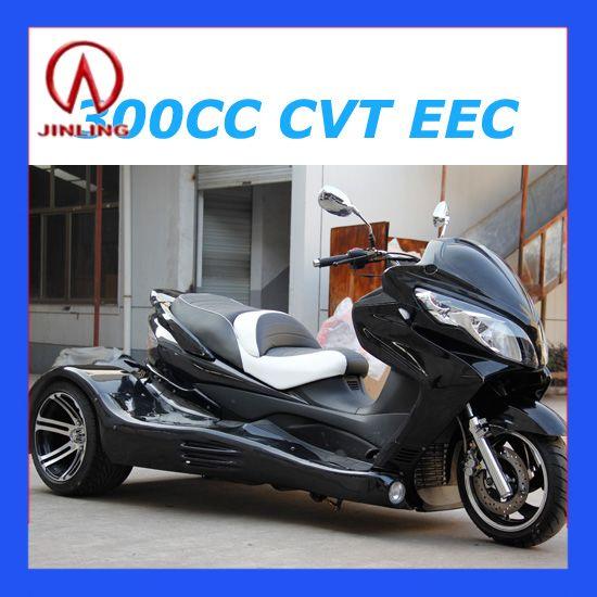 2015 300cc three-wheel EEC off-road scooter