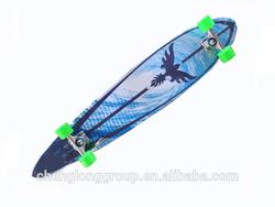 new style best seller Canadian maple adult longboard