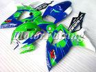 GSXR600 750 Fairing for SUZUKI GSXR600/750 06-07 GSXR750 06 07 GSXR 600 2006-2007 green blue white