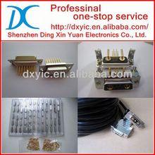 D-Sub Connector DSUB POWER STB 3W3 SOCK DAO3W3SA00LF