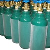 1L-40L Medical Seamless Steel Oxygen Gas Cylinder With Valve for Ambulance/Hospital/Clinic Supply