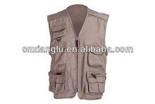 OEM Fishing Vest, hunting vest, sleeveless work vest