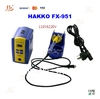 220/110V HAKKO FX-951 soldering station,Lead-free welding machine with soldering iron and different tips