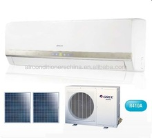 Solar Powered air conditioning wall mounted air condition