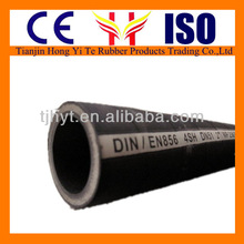 HYT Brand DIN hydraulic hose/hydraulic hose DIN standard