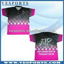 girl polo shirt printed designs