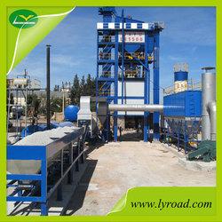 LB1500 120T/H China asphalt plant, asphalt mixing plant for sale with best price