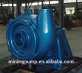 Bateau de rivière d'aspiration centrifuge sable dragage pompe