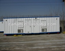 CANAM-Economical shipping container house for fast food with low price