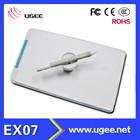 UGEE EX07 Digital Pen Tablet 2048 level / 5080lpi / 8 inch Active Area