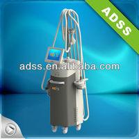 ADSS ultrasonic cavitation+RF+massage therapy+super slim fat reduction machine