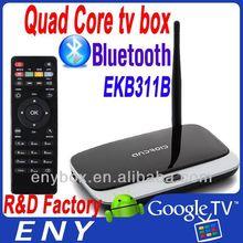 2014 RK3188 Quad Core Android 4.2.2 Smart iptv player 1080p full hd google tv box