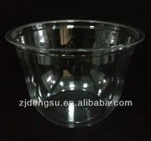 fresh fruit plastic cup.10oz ice cream cups,popular ice cream cup