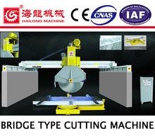 ZDZQ-1200 Laser hydraulic Stone Bridge cutter for granite/marble/block