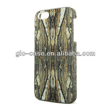for iphone 5 s case hot selling 3D case for iphone 5 made in china with original design and tree skin texture