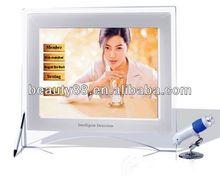 Full touch screen Professional intelligent skin analyzer/skin scope analysis camera