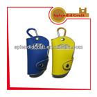 Soft PVC Custom car logo key case