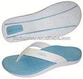 Novo estilo flip flops 100% borracha para calçados e promoção luz e comforatable