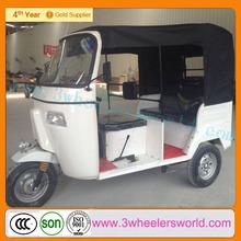 China passenger bajaj motorcycle india price/tuk tuk 2014/cng rickshaw