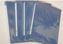 Higt quality PP plastic A4 Double metal clip folder stationery office file folder
