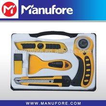 5pcs cutting knife tool set, sharp cutting tool kit