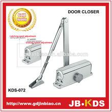 High quality Aluminium square shape heavy duty door closer KDS-072