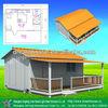 light steel construction prefabricated house