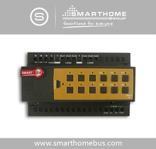 Hight Quality Din-Rail Dimmer Module 6ch 2Amp /ch for Lighting Control and Building Management System BMS