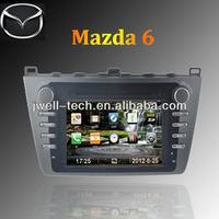 Headunit Stereo Autoradio GPS Navigation Mazda6 Navi DVD