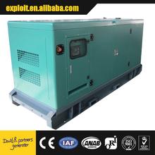low fuel consumption diesel electricity generators powered by Cummins 6BT5.9G2