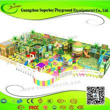 Children Indoor Playground Theme Play Land 1-18C