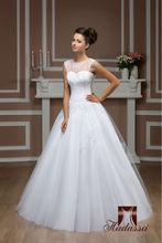 A-line French design Wedding Dress / Bridal Gown