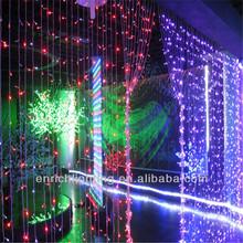 Wedding/Christmas/holiday light wedding led Curtain lights
