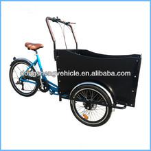 electric cargo bike cargo rickshaw bike