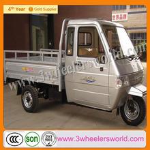 2014 China import used car three wheel go kart/mini van truck for sale