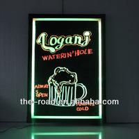 Indoor Advertising Items Sample Signboard Design