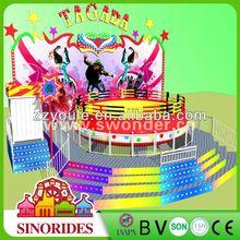 Fun park rides TAGADA Disco rides arcade amusement,arcade amusement