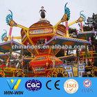 zhengzhou win win outdoor playground rides Modern times luna park equipment