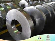 Hot dip galvanized coil strip steel