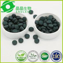 organic and natural spirulina tablet 250mg