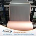 De alta pureza de la batería de litio de lámina de cobre, de alta conductividad de cobre electrolítico de aluminio