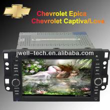 Car Headunit dvd gps tv ipod 3g for Chevrolet