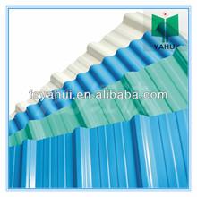 vendita calda ondulate per coperture in plastica