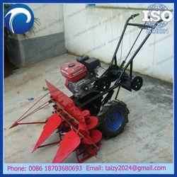 small type professional rice cutter/wheat cutting machine/ rice reaper machine