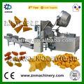 industrielle de contrôle de température automatique friteuse de pommes de terre à puce