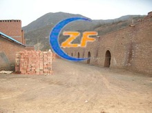 Economical Tunnel kiln Clay Bricks/Blocks Manufacture