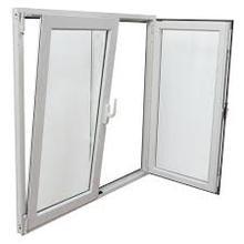 Aluminium Two Ways Opening Tilt Turn Window ; Aluminium Opening Inward Window