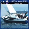 Usine de promotion hison océan, haute performance cabine de bateau